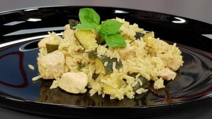 Fileto pule me oriz dhe kunguj nga zonja Vjollca
