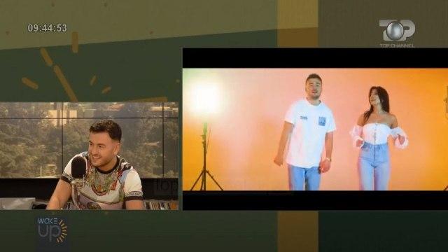 """Wake Up/ Ardiani Bujupi: E vërteta e lidhjes me vajzën në klipin """"Modela"""""""