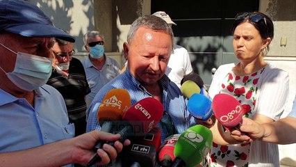 Pallati i anuar 70 cm/ Banorët në protestë: Duam ekspertizë të thelluar - News, Lajme - Vizion Plus