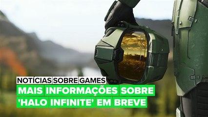 A Microsoft nos dará mais informações sobre 'HALO Infinite' em breve!