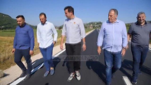 Top News - Rruga e re pranë Mulletit/ Fermerët pranë tregjeve bujqësore