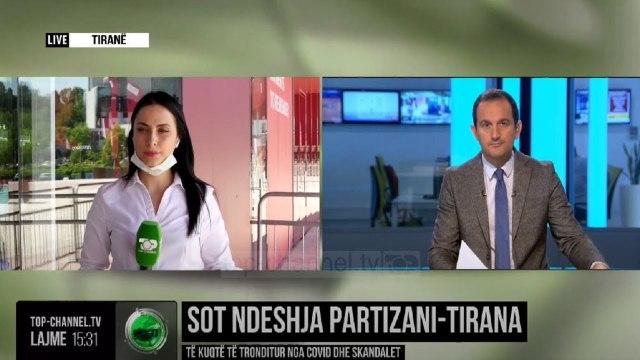 Sot ndeshja Partizani-Tirana/ Të kuqtë të tronditur nga Covid dhe skandalet