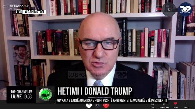 Hetimi i Donald Trump/ Gjykata e Lartë amerikane hodhi poshtë argumentet e avokatëve të Presidentit