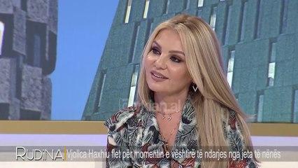 Vjollca Haxhiu tregon për sëmundjen që ju shfaq pas vdekjes së nënës