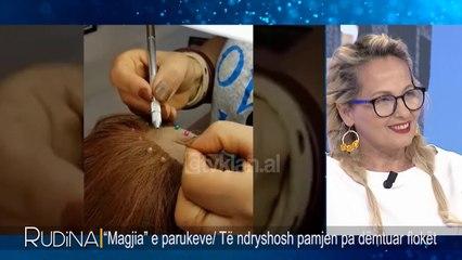 Paruket një zgjidhje për të mos dëmtuar flokët