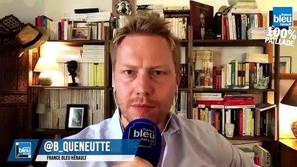 Olivier Giroud en direct sur France Bleu Héraut : 100% Paillade avec Bertrand Queneutte et Geoffrey Dernis