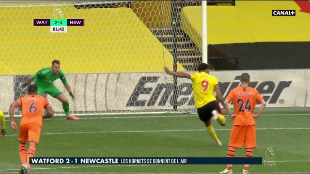 Le résumé de Watford / Newcastle