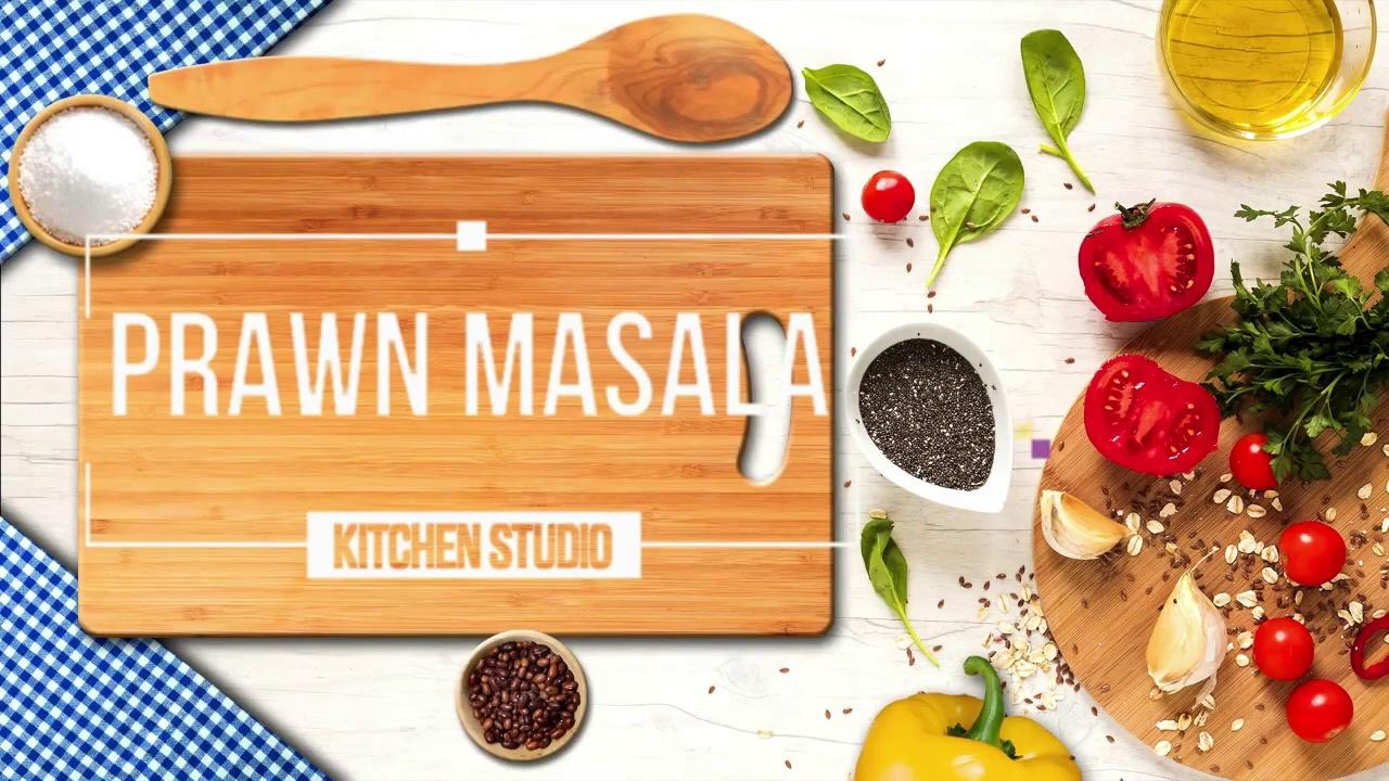 Prawn Masala    by Kitchen Studio
