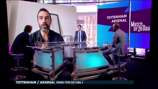 Robert Pires évoque le derby Tottenham / Arsenal
