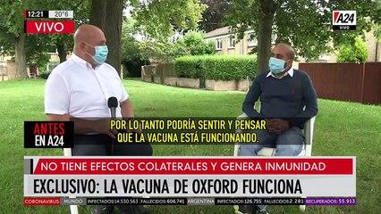 La vacuna de Oxford contra el Covid-19