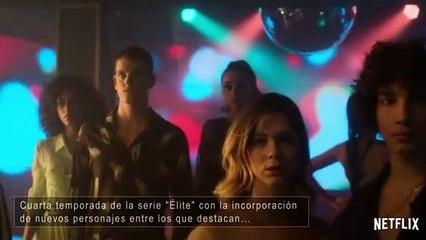 """Netflix adelanta las incorporaciones a """"Élite"""" en su 4ª temporada"""
