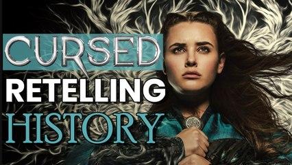 Cursed (Netflix) Interview - Legend of King Arthur TRANSFORMED