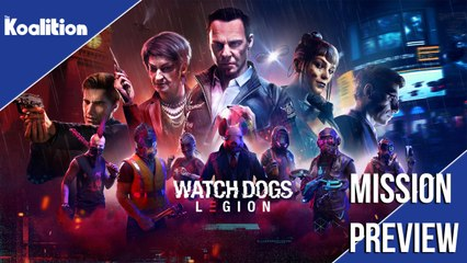 Watch Dogs: Legion - Mission Preview Montage