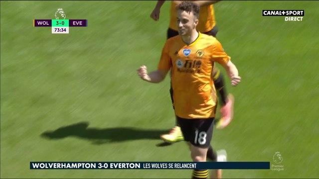 Les meilleurs moments de Wolverhampton - Everton : les Wolves se relancent !