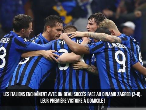Ligue des champions - Retour sur le parcours de l'Atalanta