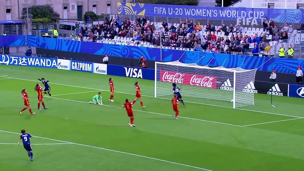 Spain v Japan – FIFA U-20 Women's World Cup France 2018 – THE FINAL