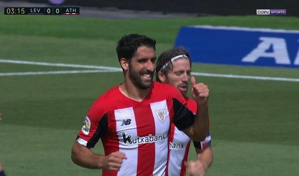La Liga - Raul Garcia, deux golazos et Bilbao sourit
