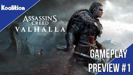 Assassin's Creed Valhalla - Gameplay Preview Walkthrough Part 1