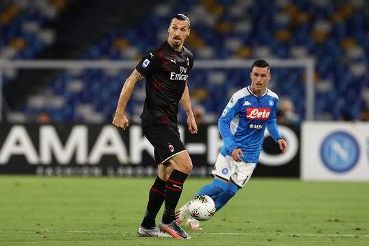 Serie A - Naples tient le choc face au Milan