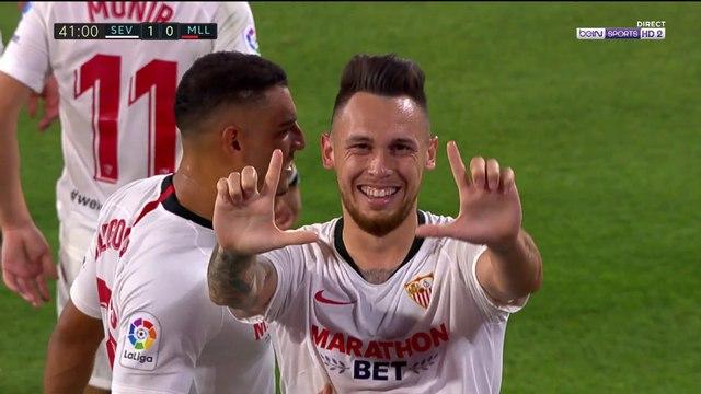 La Liga - Ocampos encore buteur, Séville ne lâche pas