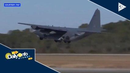 Dalawang C-130 planes, madaragdag sa PAF