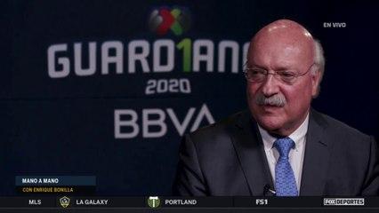 Enrique Bonilla en EXCLUSIVA: FDenVivo