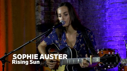 """Dailymotion Elevate: Sophie Auster - """"Rising Sun"""" live at Cafe Bohemia, NYC"""