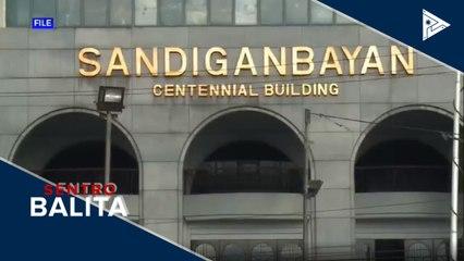 Sandiganbayan, isinailalim sa disinfection