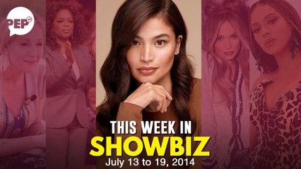 This Week In Showbiz: Nung madaig ni Anne Curtis sina JK Rowling, Oprah Winfrey, J.Lo, at Beyonce