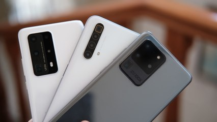 Huawei P40 Pro+ vs Samsung Galaxy S20 Ultra vs Realme X3 Superzoom: Camera Comparison