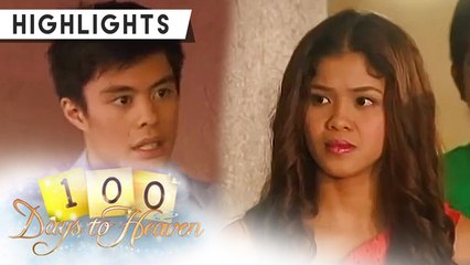Girlie ends her fantasies with Dexter | 100 Days To Heaven