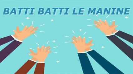 Giulia Parisi - Batti batti le manine - Karaoke per Bambini con testo #karaoke