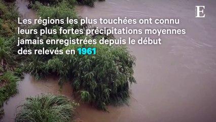 Après le coronavirus, la Chine frappée par les inondations record
