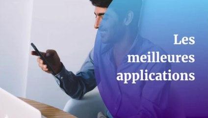 Les meilleures applications mobiles