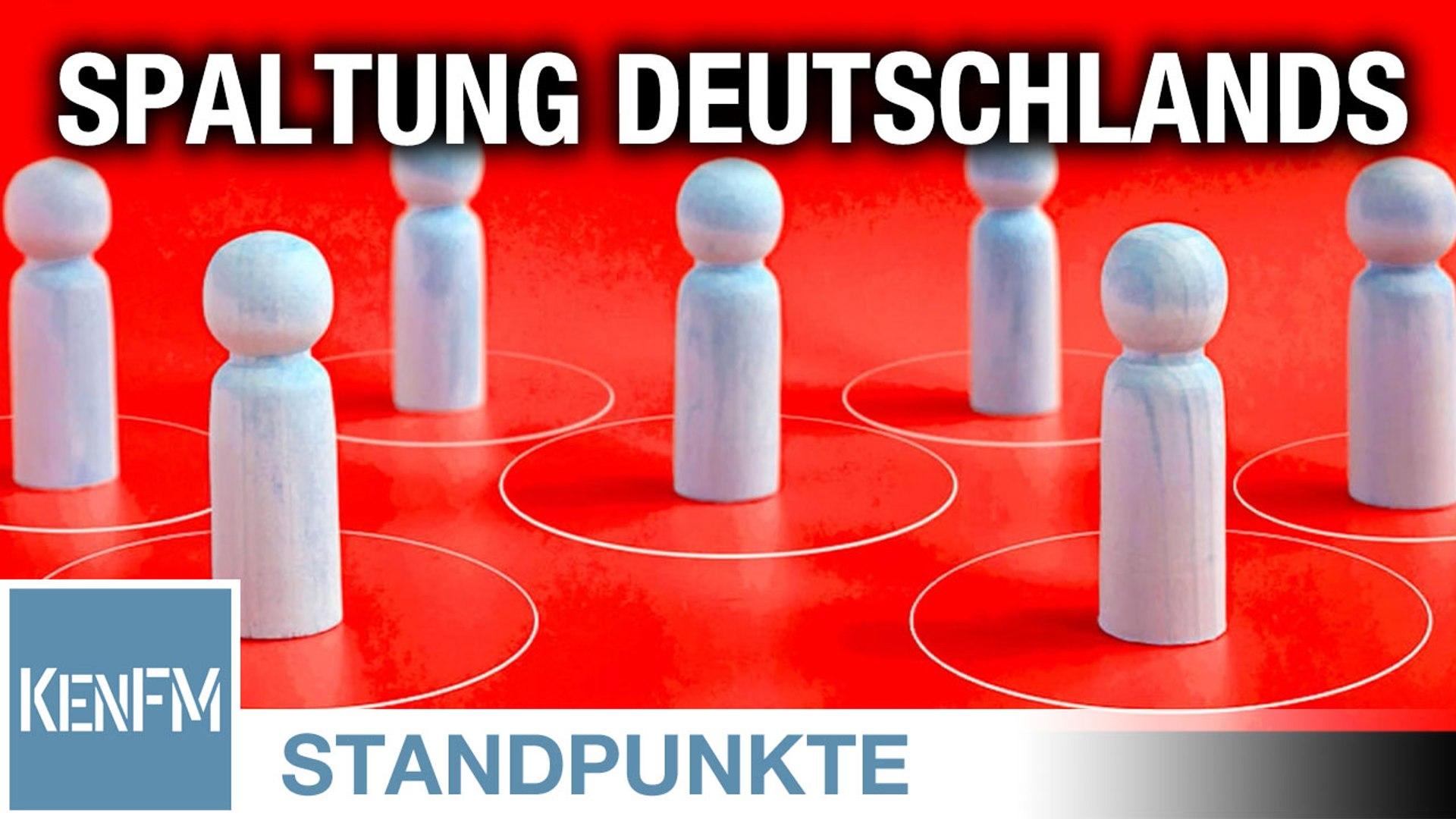 Spaltung Deutschlands   Von Uli Gellermann