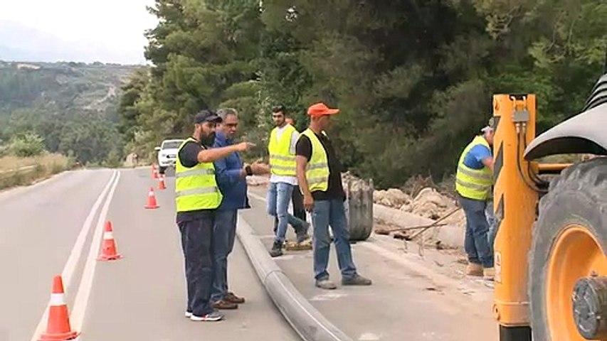 Κλειστό γήπεδο μπάσκετ και έργα ύδρευσης στο Δήμο Διρφύων-Μεσσαπίων