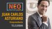 Juan Carlos Asturiano en NEO Marketing Talk