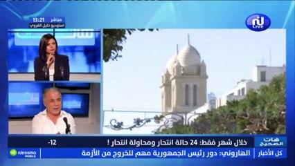 محمد الجويلي المختص في علم الاجتماع : هناك مسألة عدوى سلوكية ترافق حالات الانتحار !