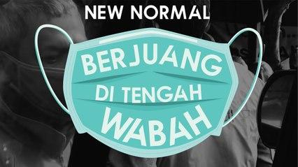 Berjuang di Tengah Wabah (Official Minus One)