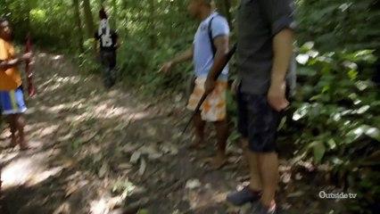Outside TV - TransAmazonica | Caimans