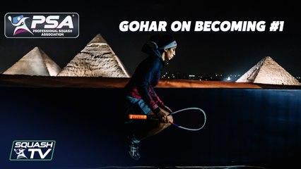 Squash: Nouran Gohar on Becoming World Number One