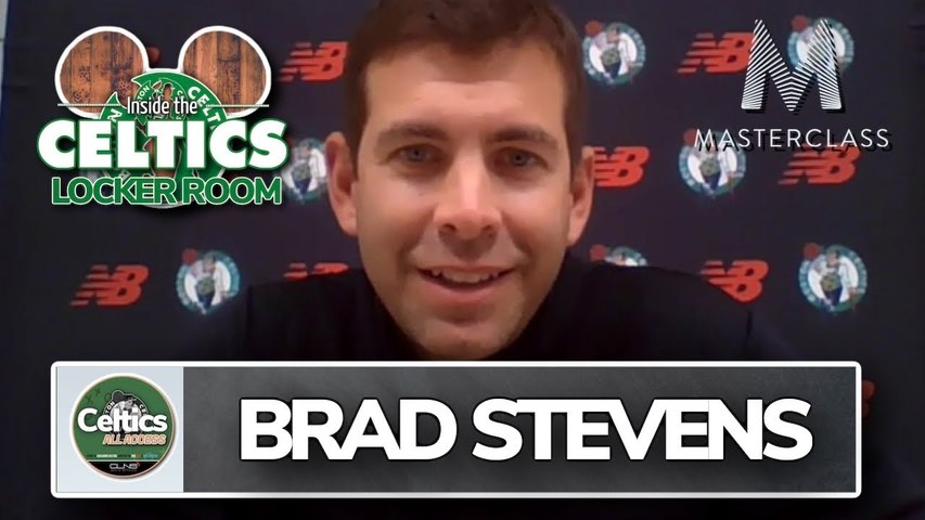 Brad Stevens on Kemba Walker Day Off and Celtics Day Off