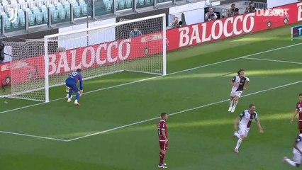 Cristiano Ronaldo'nun Juventus'la İlk Hat-trick'i