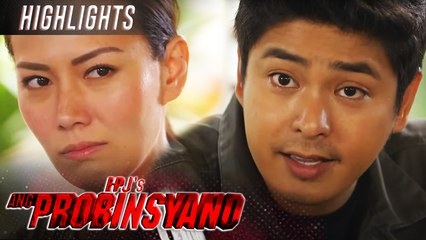 Cardo reprimands Bubbles for fighting with Clarice | FPJ's Ang Probinsyano
