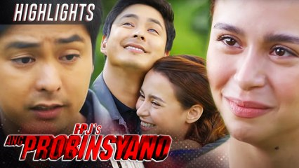 Alyana becomes emotional because of Cardo's promise | FPJ's Ang Probinsyano