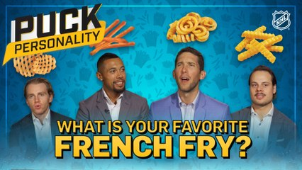 Puck Personality: Favorite French Fry Cut