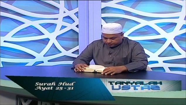 Tanyalah Ustaz (2014) | Episod 285