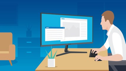 How to setup your workplace at home