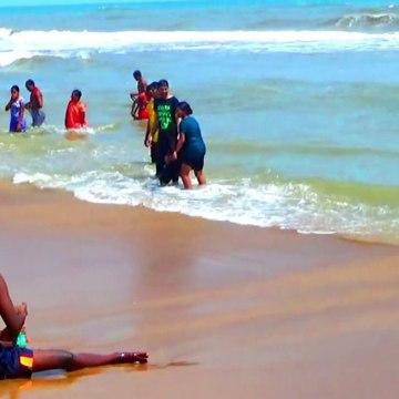 India's most popular attraction Puri Sea Beach ll পুরী সমুদ্র সৈকত