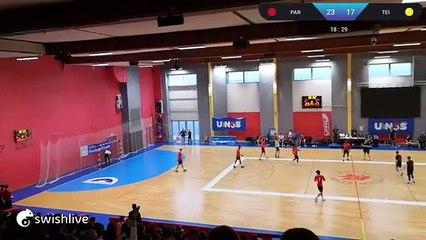Finale France UNSS Handball 2020 académie Amiens